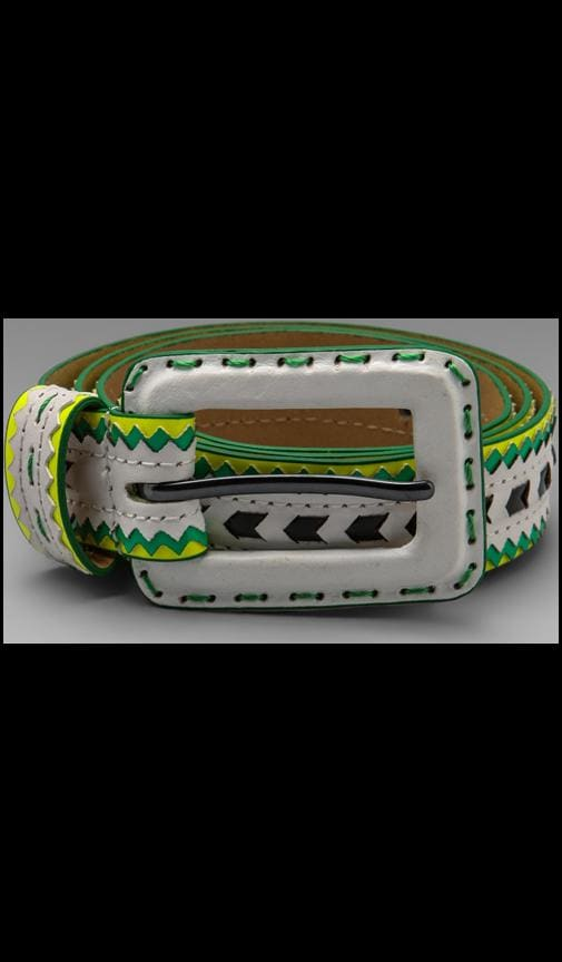 Runway Tribal Woven Belt