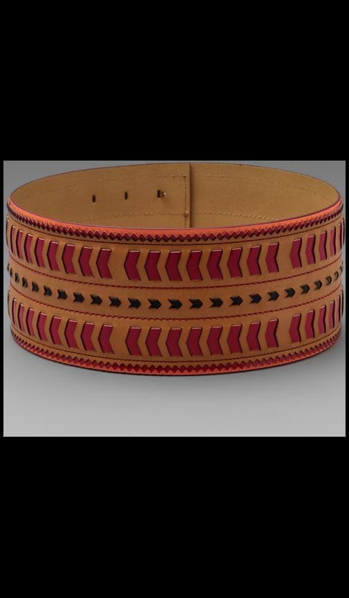 Tribal Woven Waist Belt