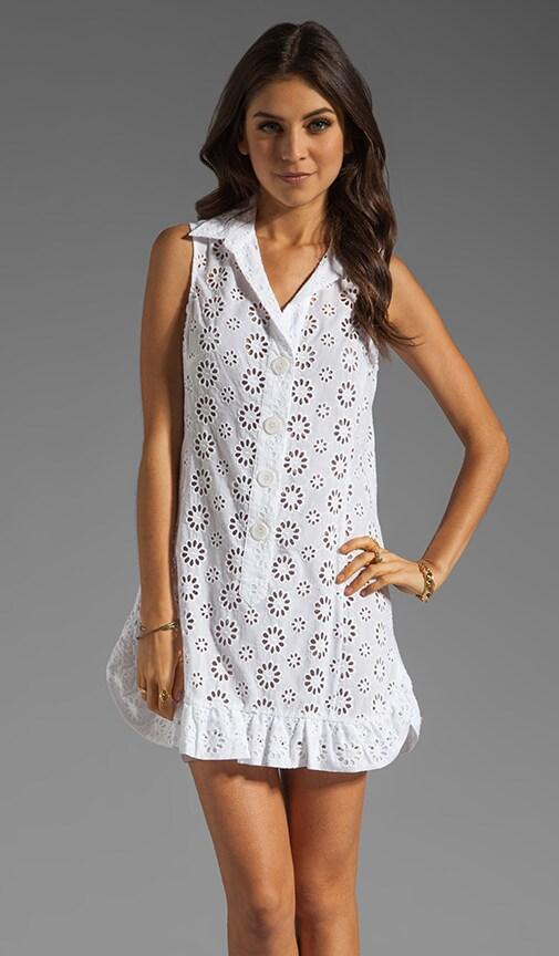 Isola Eyelet Dress