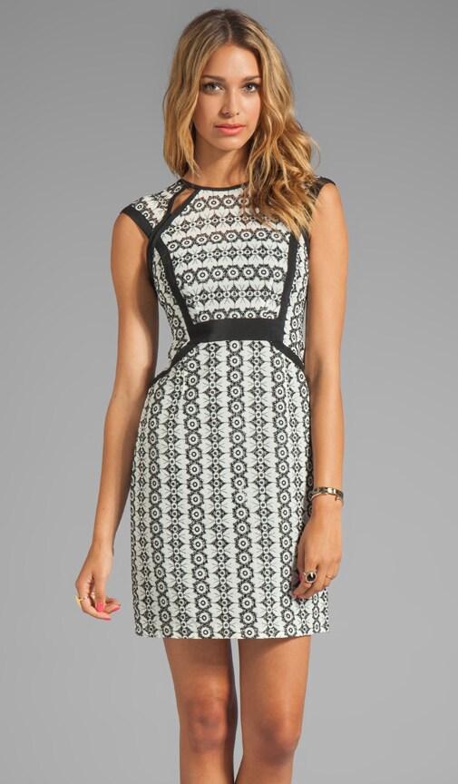 Castille Eyelet Dress