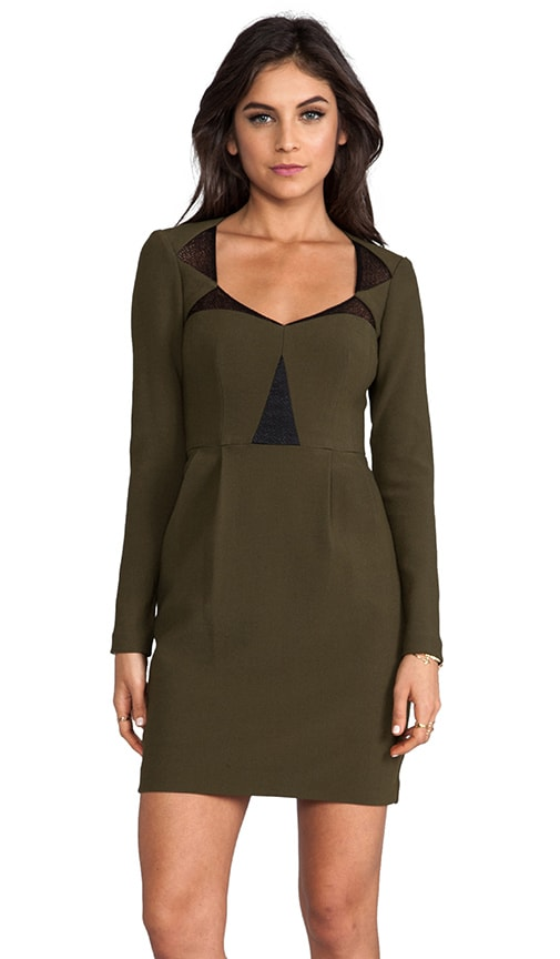 RUNWAY Ultra Ray Crepe Transporter Dress