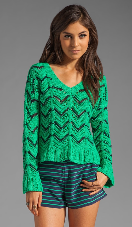 Exhibitioner Knit Sweater