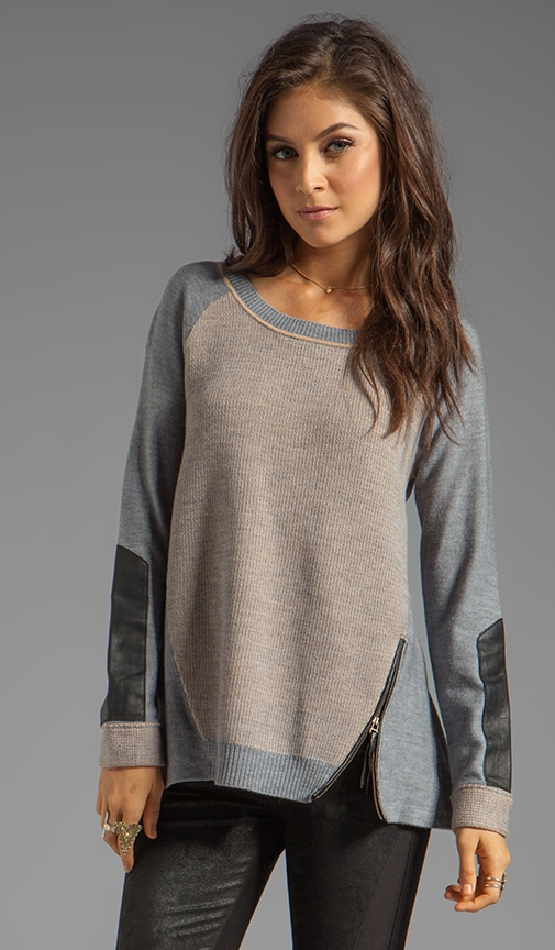 Medina Knit Taza Sweater