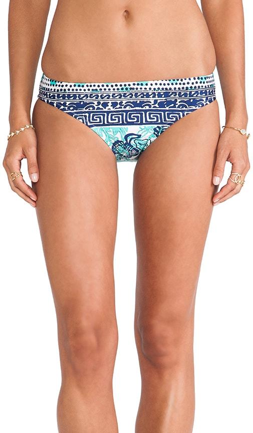 Batiki Print Charmer Bikini Bottom