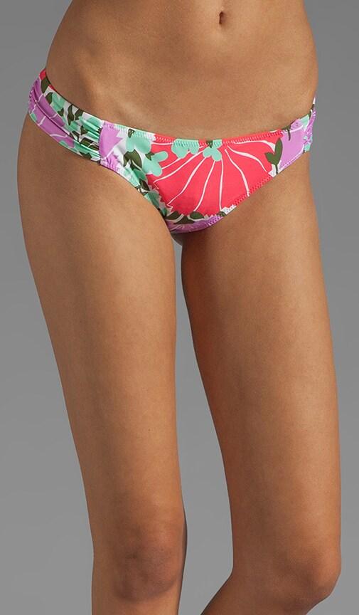 Amalfi Floral Siren Bikini Bottom