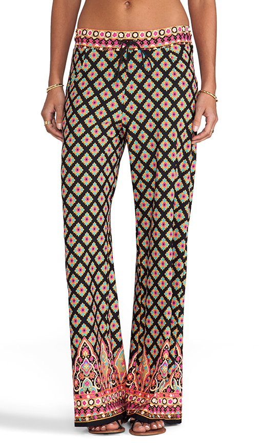 Moroccan Medallion Beach Pant
