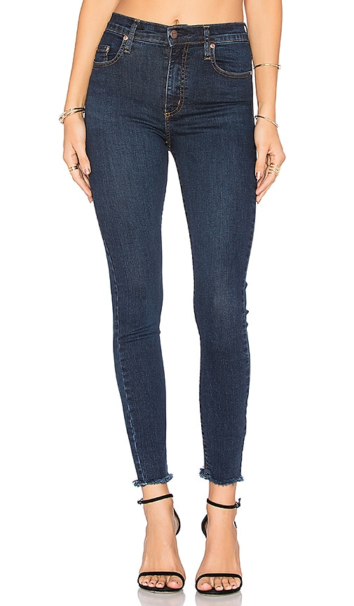 Nobody Denim Cult Ankle Super Skinny in Pure Edge
