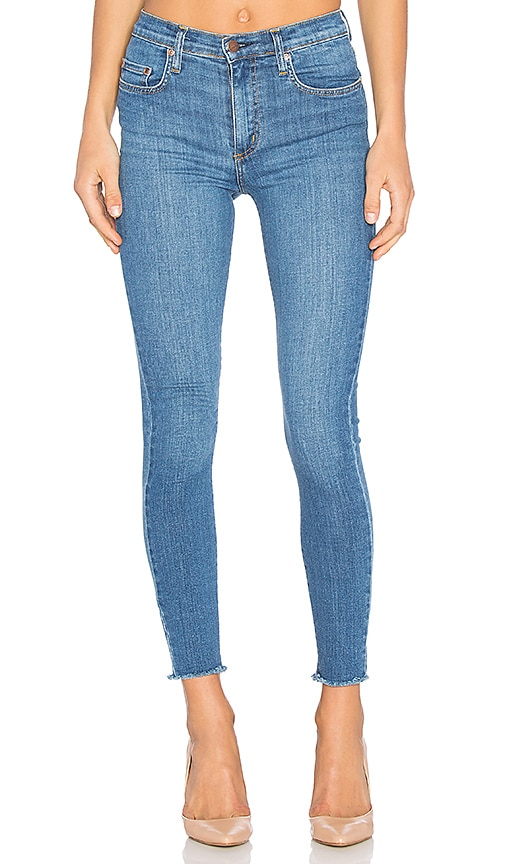 Nobody Denim Cult Ankle Skinny in Starlite