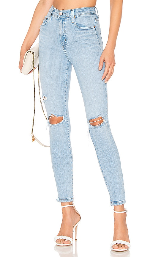 Nobody Denim Cult Skinny Ankle Jean in Visual