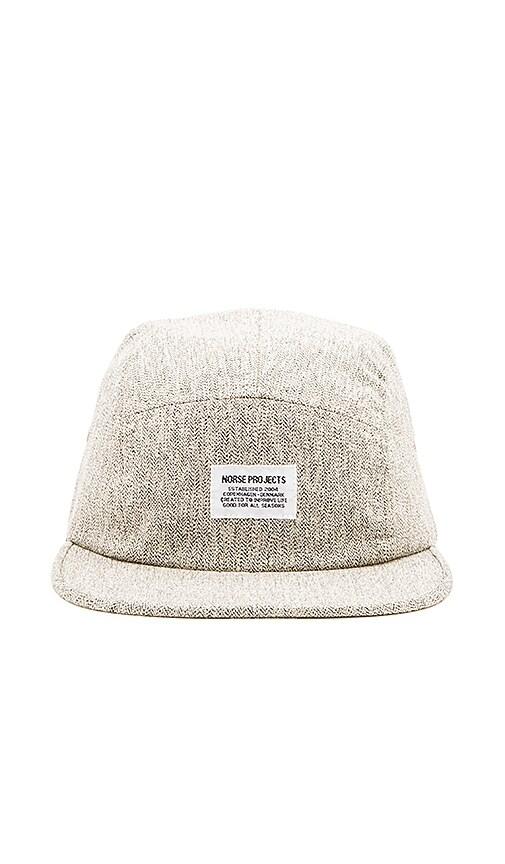 Melange Herringbone 5 Panel Hat. Melange Herringbone 5 Panel Hat. Norse  Projects 974b04e052f
