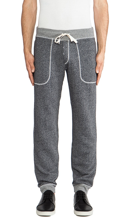 Tue Loomed Flame Sweatpant