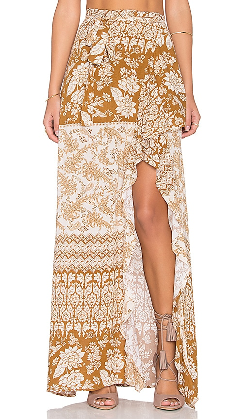 Patti Maxi Skirt
