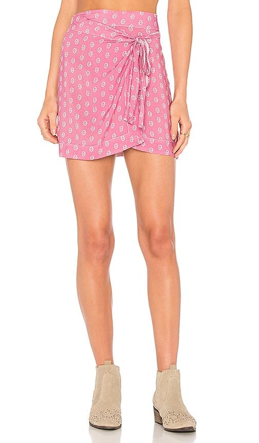 NOVELLA ROYALE Knox Skirt in Pink