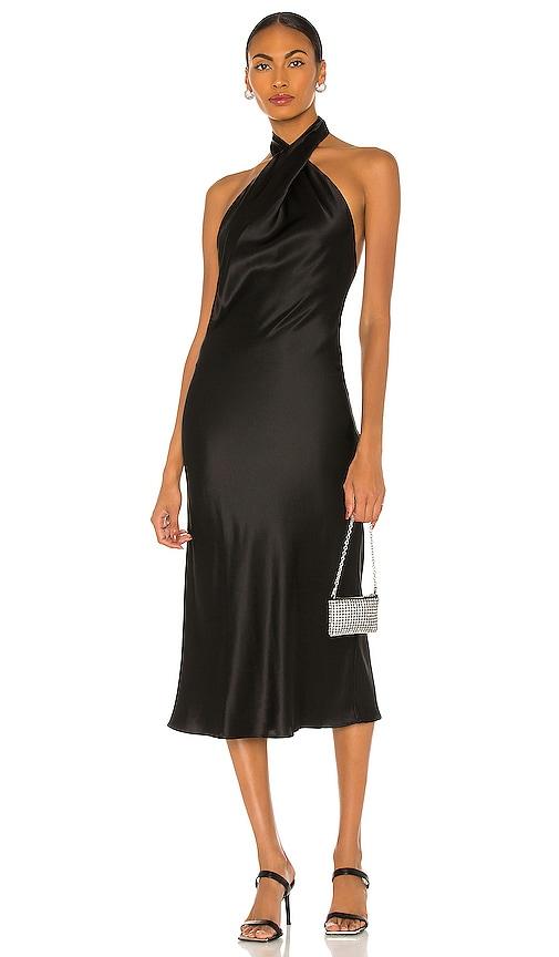 Natalie Rolt Effie Dress in Black | REVOLVE