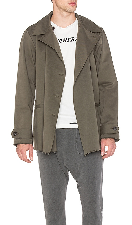 NSF Mac Trench in Army