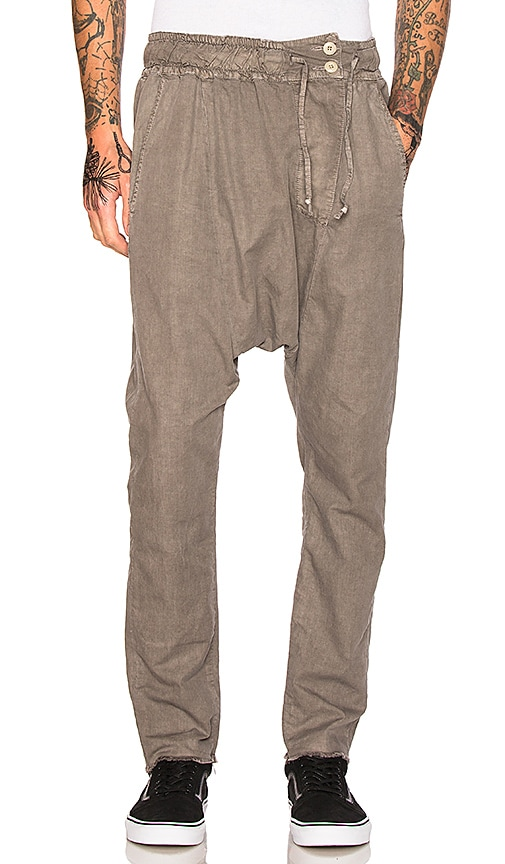 NSF Hammer Pants in Charcoal