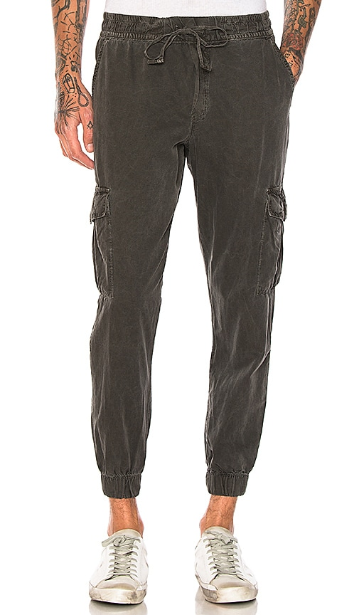 NSF Johnny Pants in Charcoal