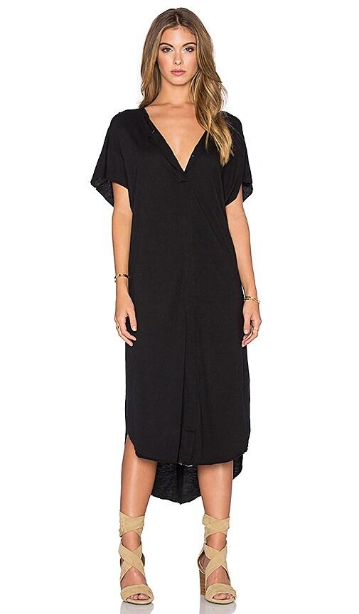 NSF Jaipur Dress in Black