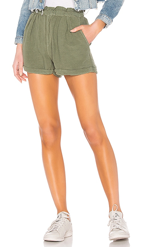 Annora Paper Bag Waist Short