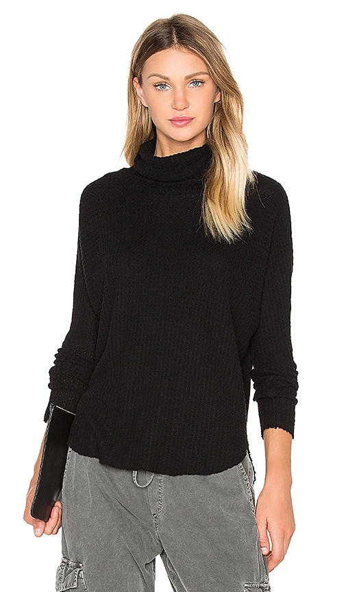 NSF Coco Sweater in Black