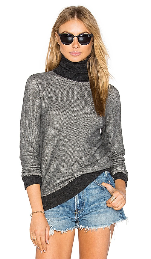 NSF Huldah Sweater in Grey