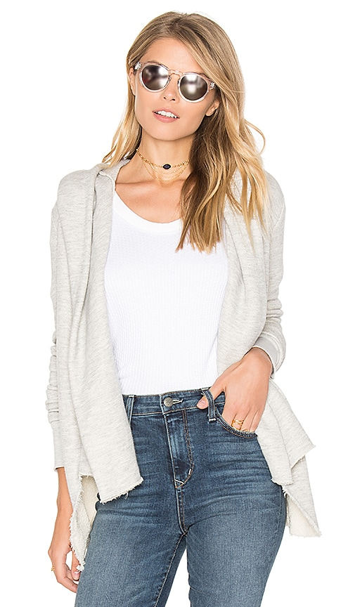 NSF Grace Cardigan in Gray