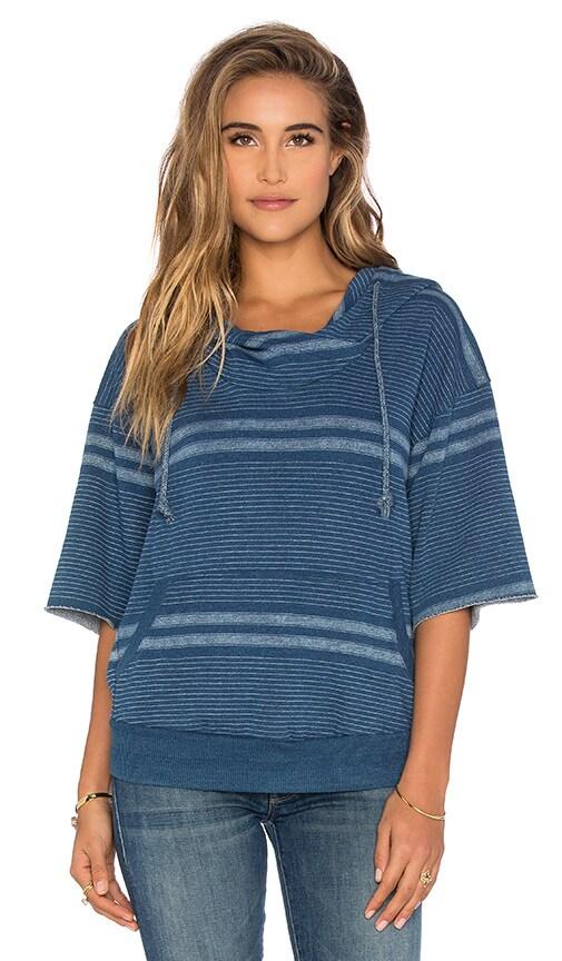 NSF Imani Sweatshirt in Blue