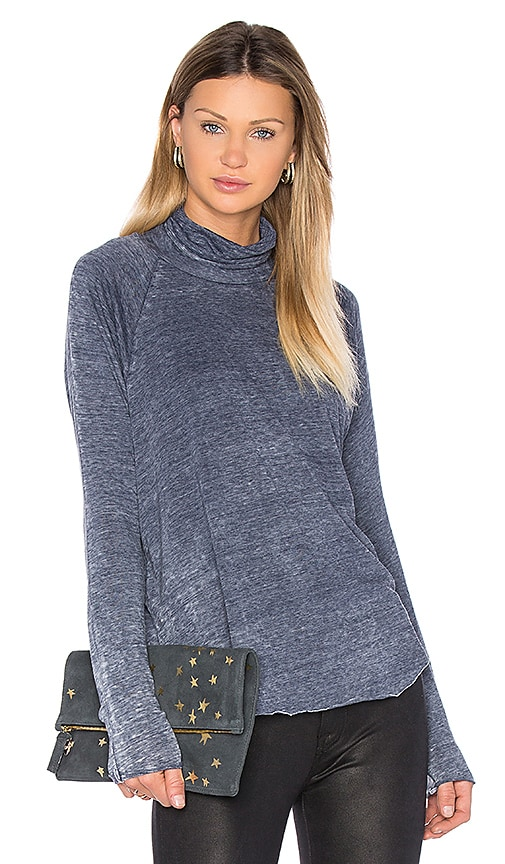 NSF #alldayNSF Coco Sweatshirt in Blue