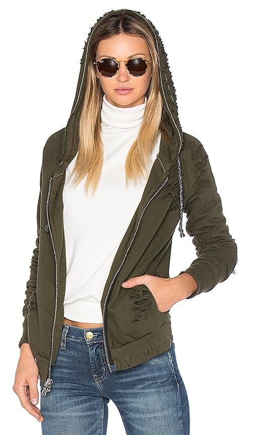 NSF Roxana Sweatshirt in Green
