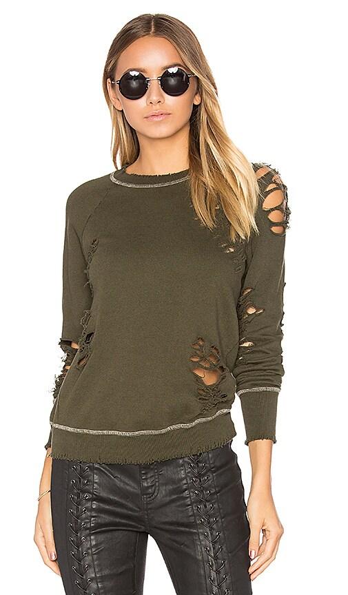 NSF Saguro Sweatshirt in Green