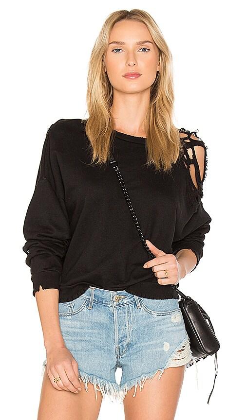 NSF Farah Sweatshirt in Black