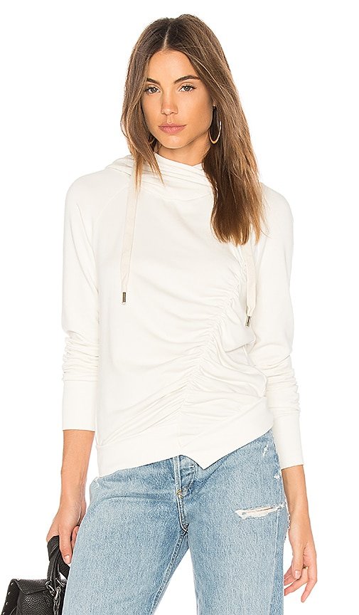NSF Ziva Sweatshirt in White