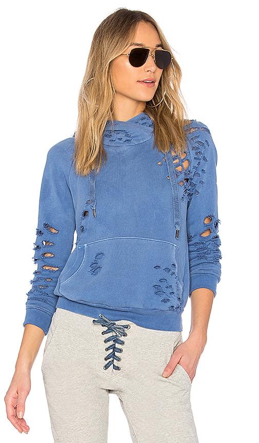 NSF Lisse Hoodie in Blue