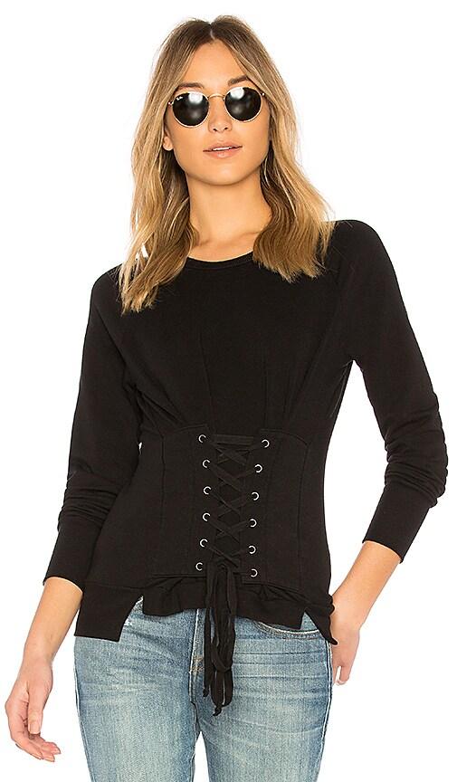 NSF Trinity Sweatshirt in Black