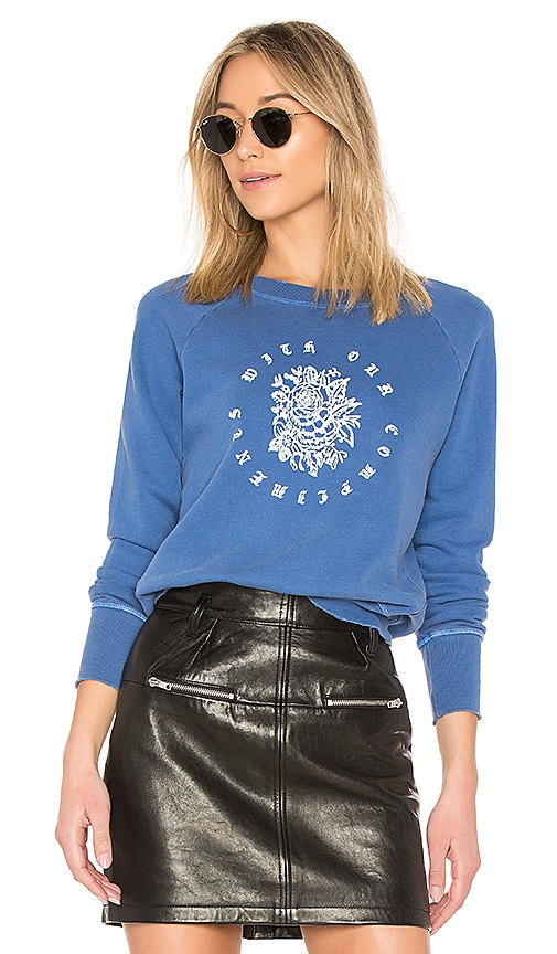 NSF Saguro Sweatshirt in Blue