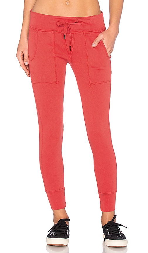 NSF #alldayNSF Rue Sweatpant in Red
