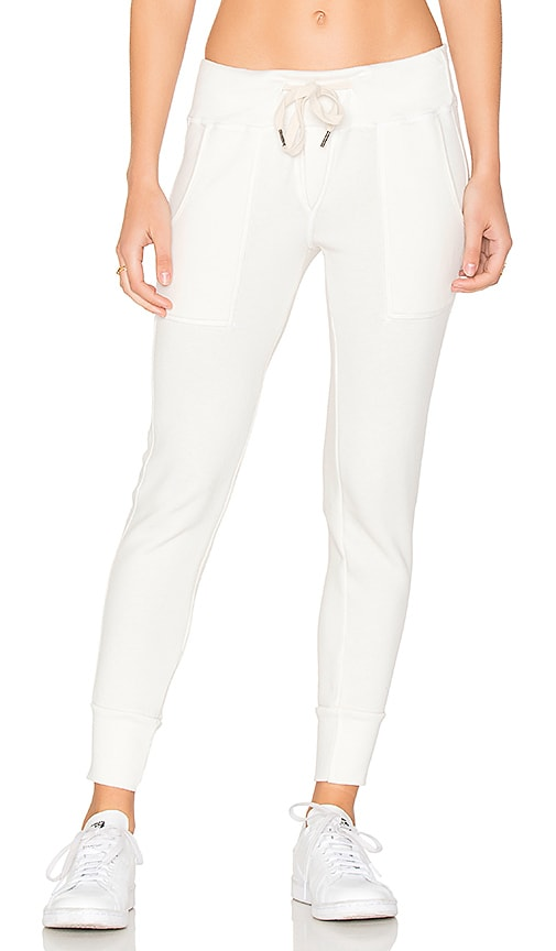 NSF #alldayNSF Rue Pants in White