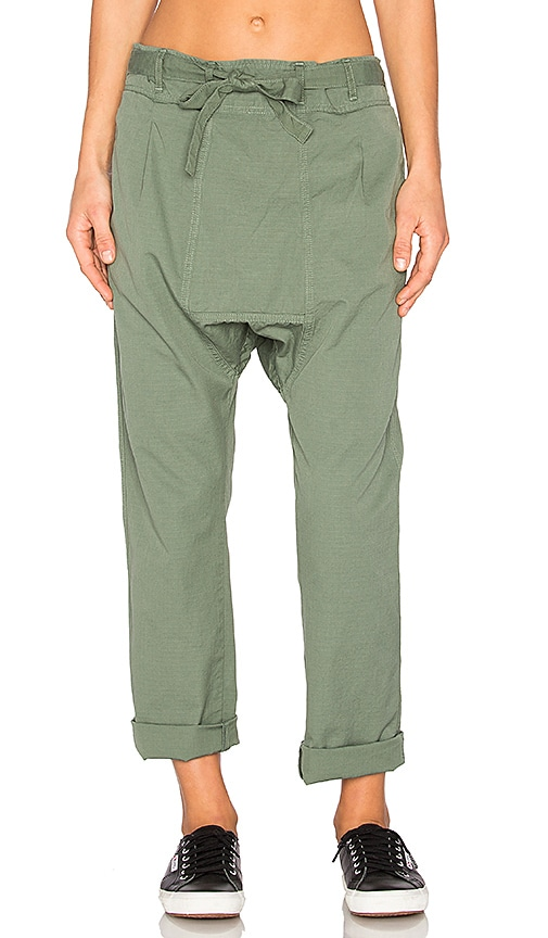 NSF Mayor Pants in Gray