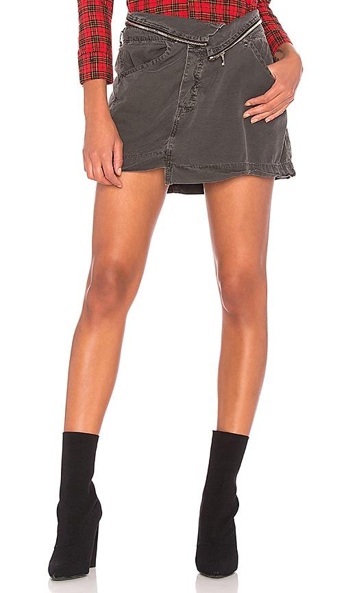 NSF Akemi Skirt in Black