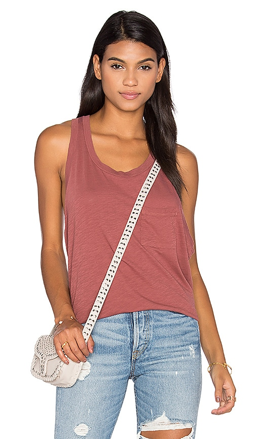NSF #alldayNSF Scout Tank in Red