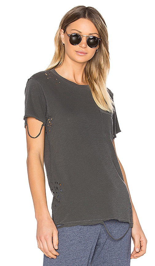 NSF Lucy Tee in Black