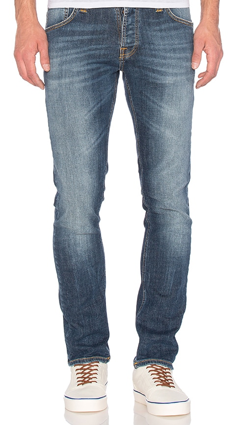 Nudie Jeans Grim Tim in Bright Dawn