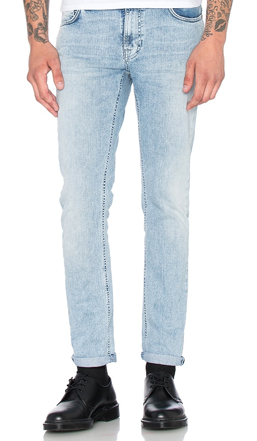Nudie Jeans Thin Finn in Broken Pale