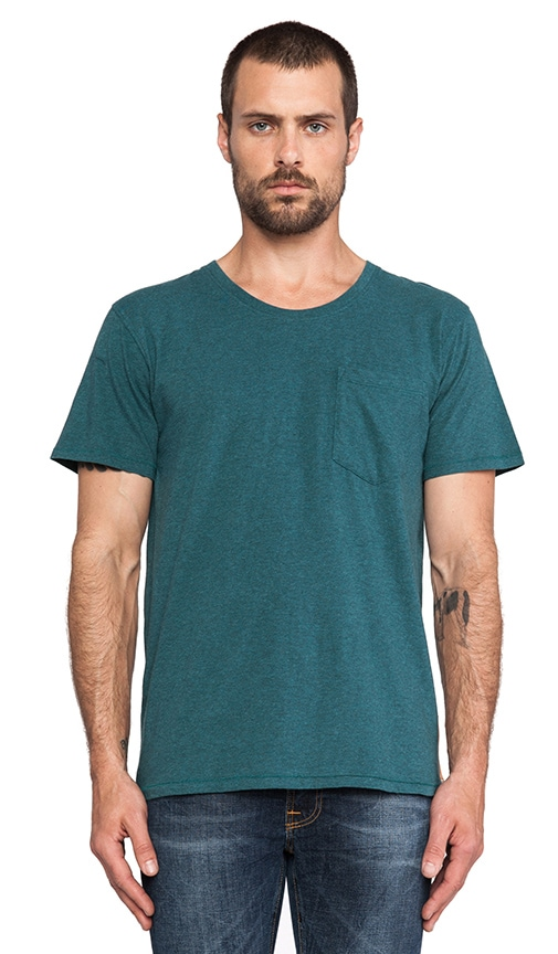 Roundneck Pocket Tee