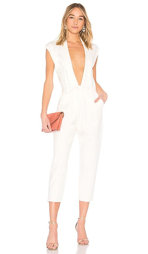 ef6bb87891aa Nude Tuta Jumpsuit in Off White