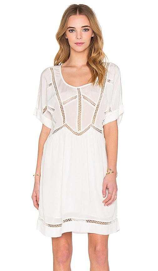 NUE 19.04 Alou Dress in Ivory
