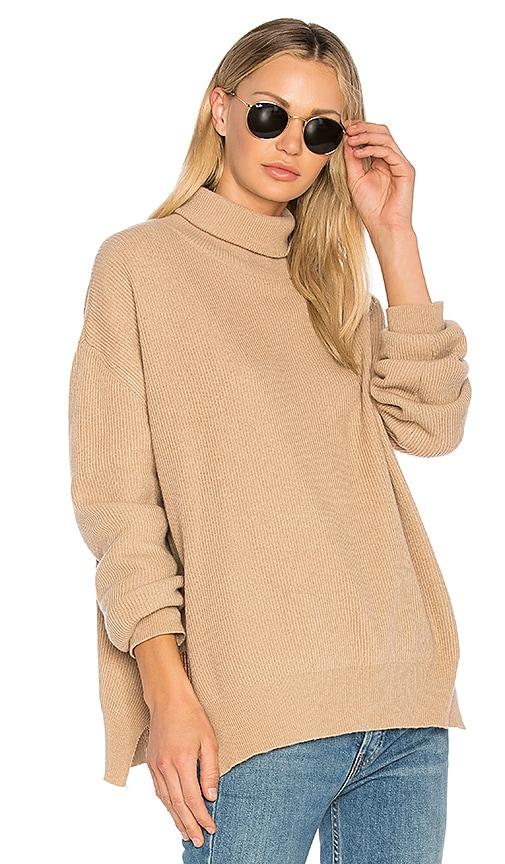 Nanushka Motta Sweater in Brown