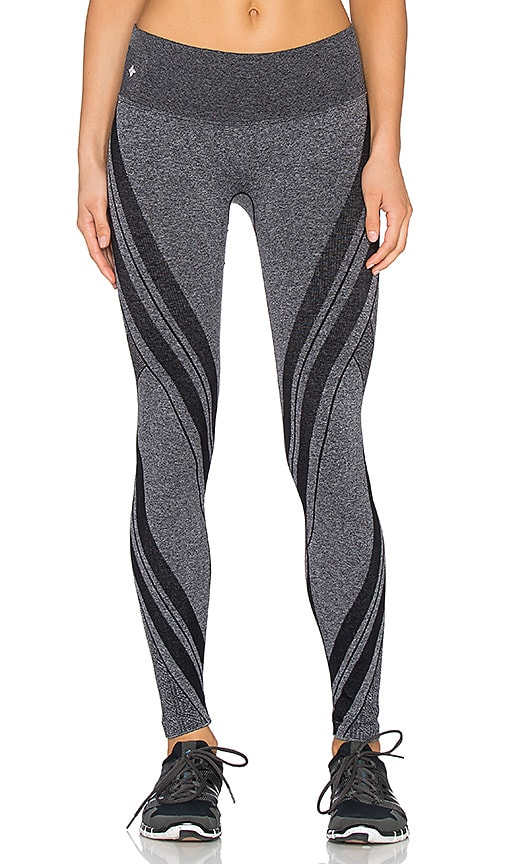 NUX Manchester Legging in Charcoal