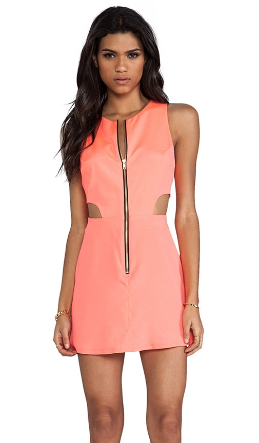Retro EXCLUSIVE Cutout Dress
