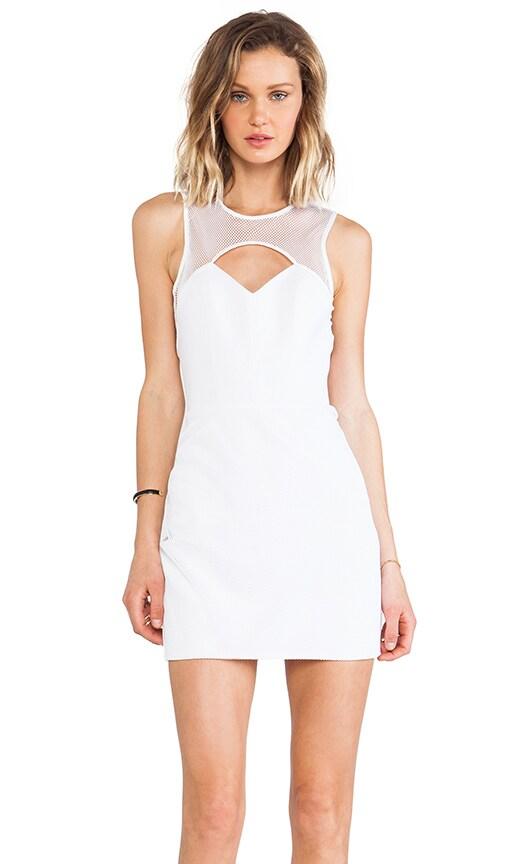Mesh Cutout Dress